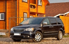 Микроавтобус Chrysler Grand Voyager превью №1