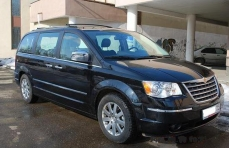 Микроавтобус Chrysler Grand Voyager превью №4